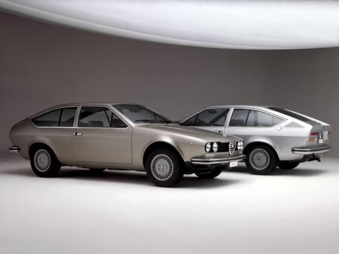 1974 Alfa Romeo Alfetta GT (116) s wallpaper
