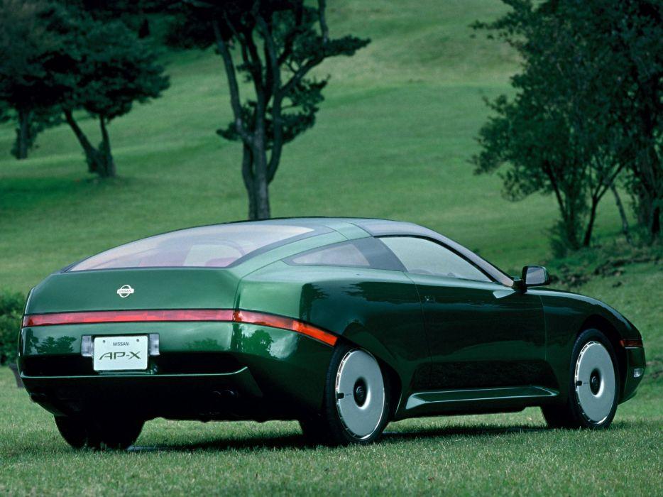 1993 Nissan AP-X Concept supercar  fd wallpaper