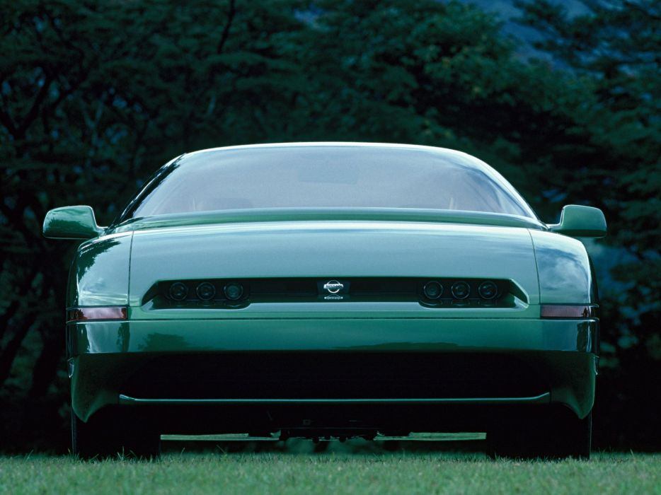 1993 Nissan AP-X Concept supercar   e wallpaper