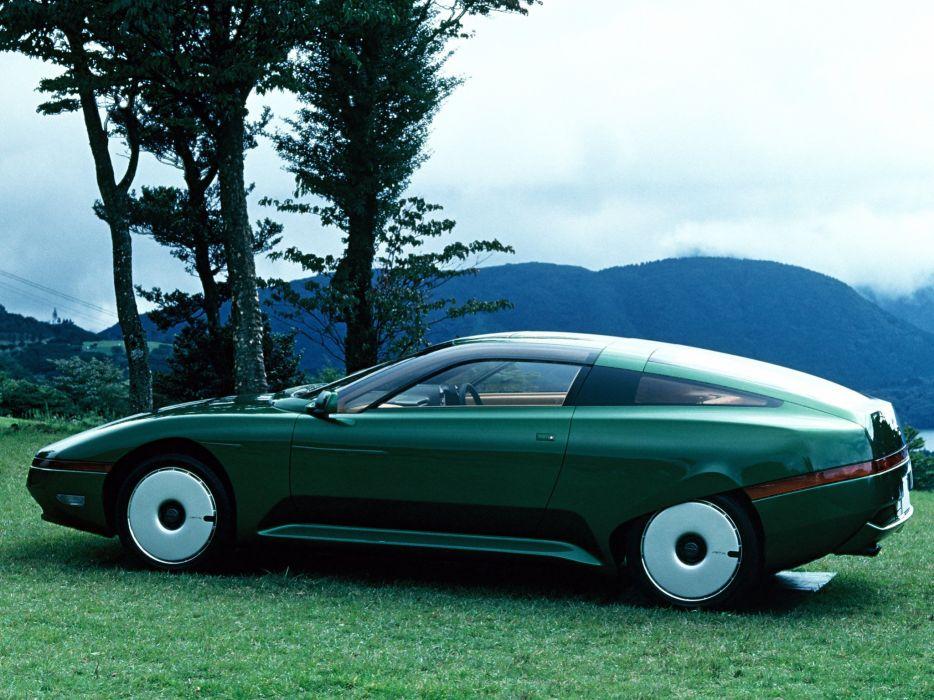 1993 Nissan AP-X Concept supercar  d wallpaper