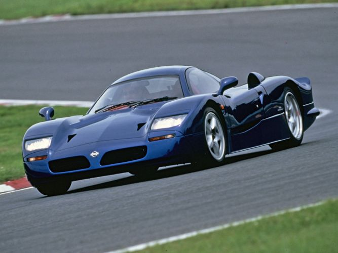 1998 Nissan R390 GT1 Road Version supercar race racing f wallpaper
