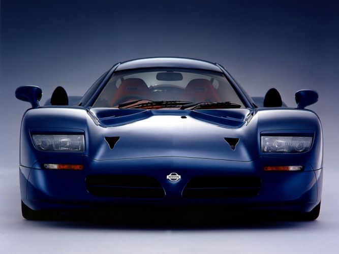 1998 Nissan R390 GT1 Road Version supercar race racing e wallpaper