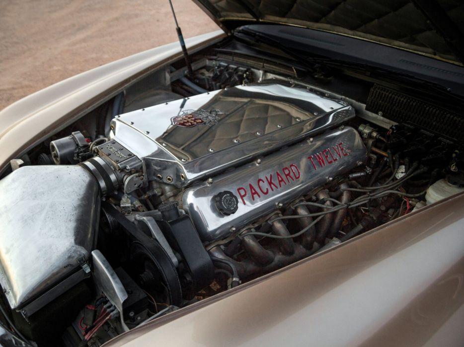 1999 Packard Twelve Concept luxury engine   f wallpaper