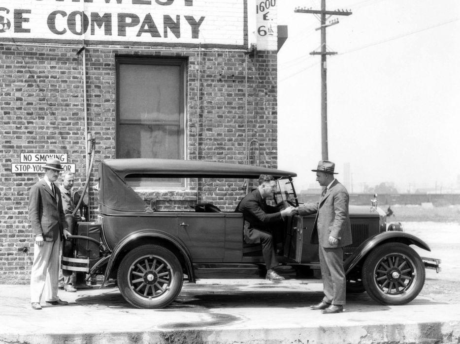 1925 Velie Model-60 Club Phaeton retro wallpaper