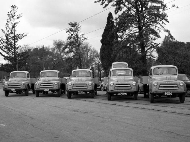 1955 Fargo 3-59 A-F Truck pickup retro wallpaper