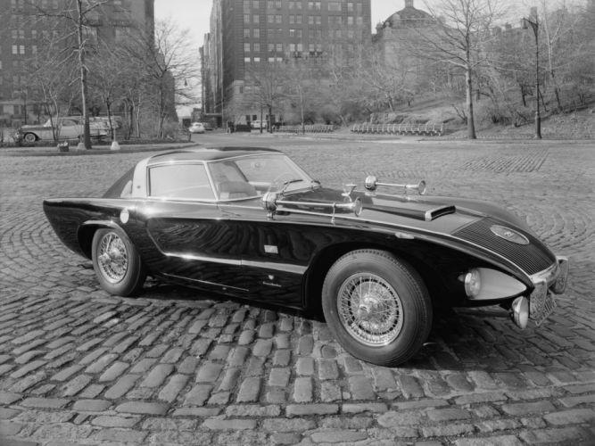 1955 Jaguar XK140 Coupe Boano supercar retro g wallpaper