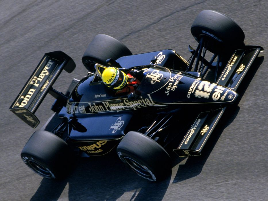 1985 Lotus 97T Formula f-1 race racing d wallpaper