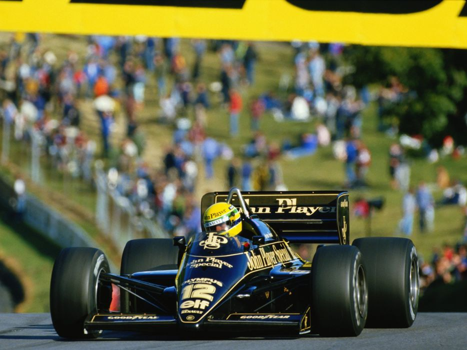 1985 Lotus 97T Formula f-1 race racing  f wallpaper