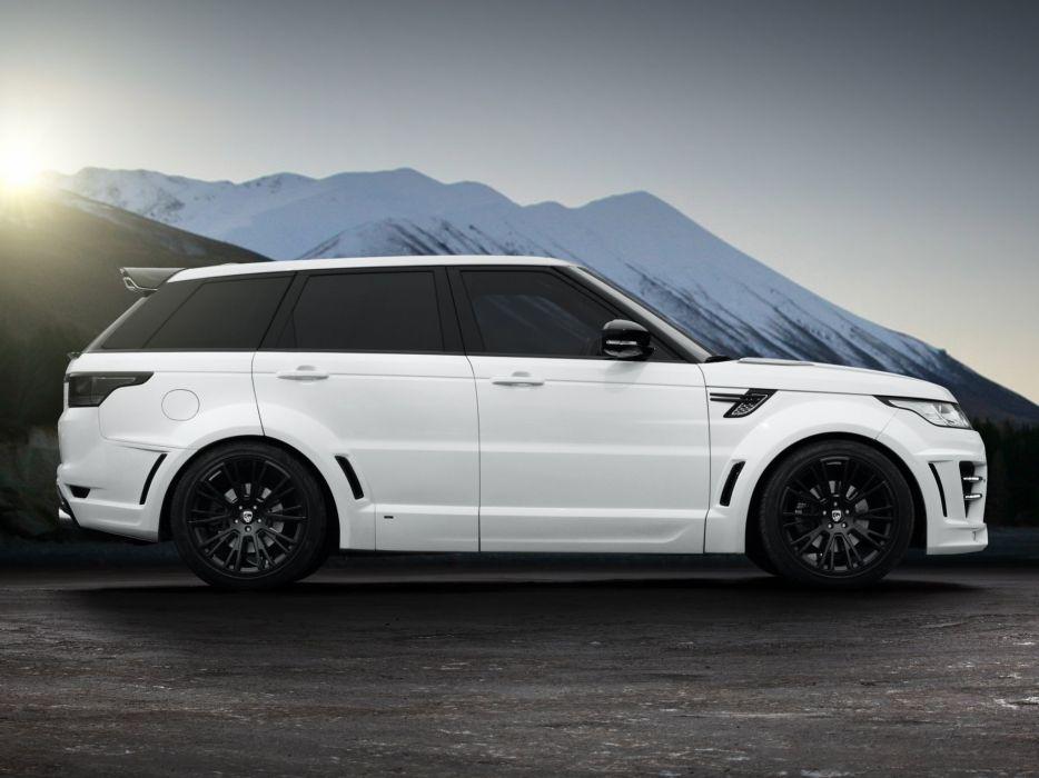 2014 LUMMA Range Rover Sport CLR R-S suv tuning   dd wallpaper