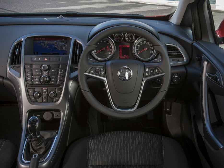 Interior Vauxhall Astra GTC Turbo \'2013–pr.