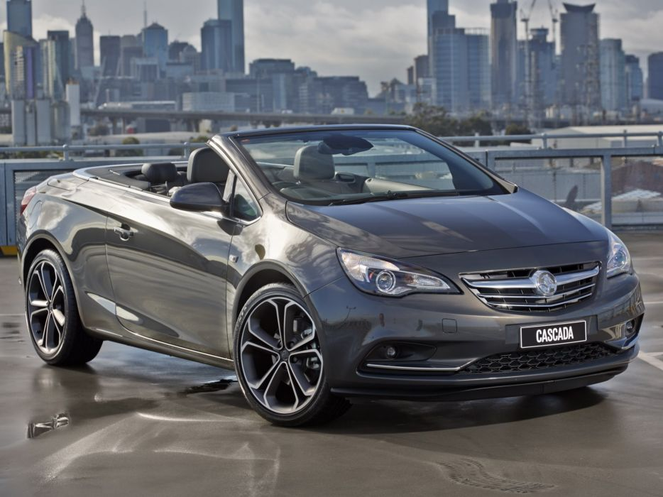 2015 Holden Cascada Turbo  f wallpaper