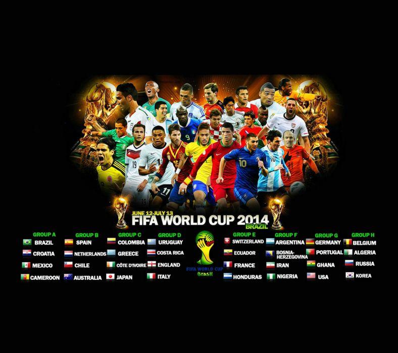 fifa 2014 wallpaper