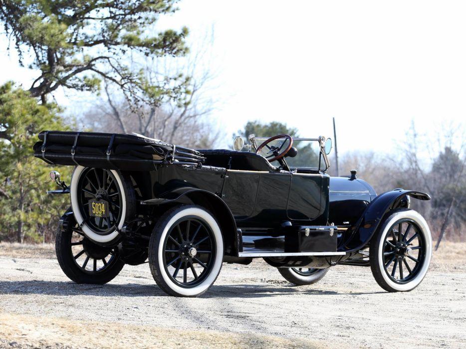 1913 Rambler Model-83 Cross Country Touring retro  f wallpaper