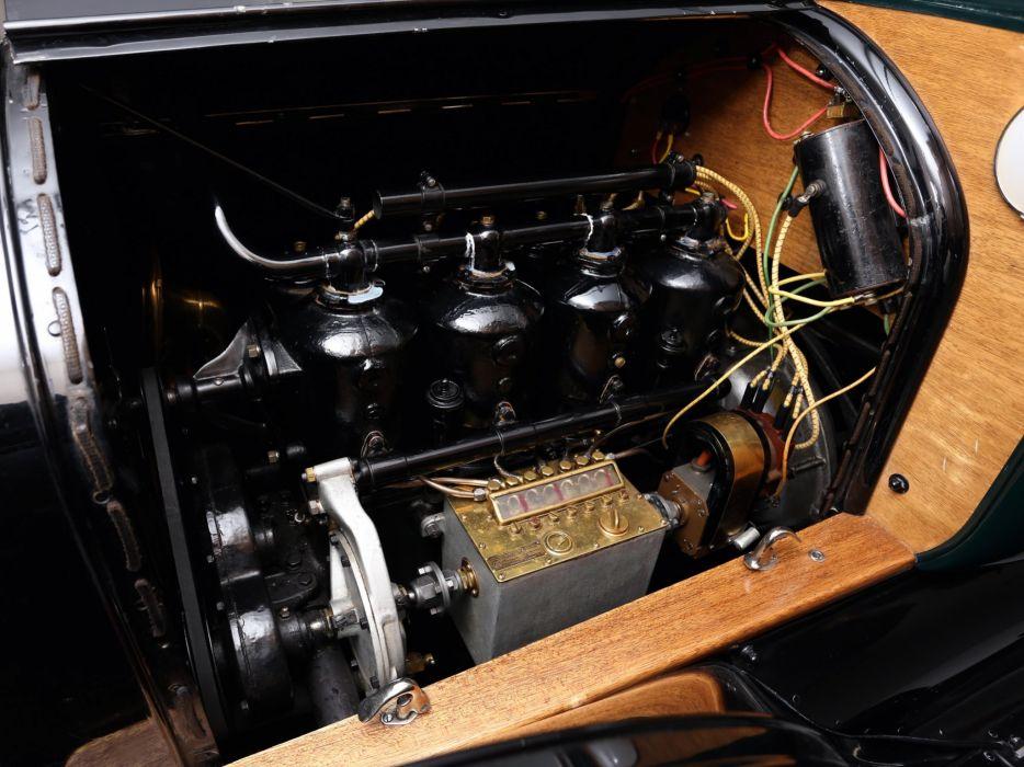 1913 Rambler Model-83 Cross Country Touring retro engine   f wallpaper