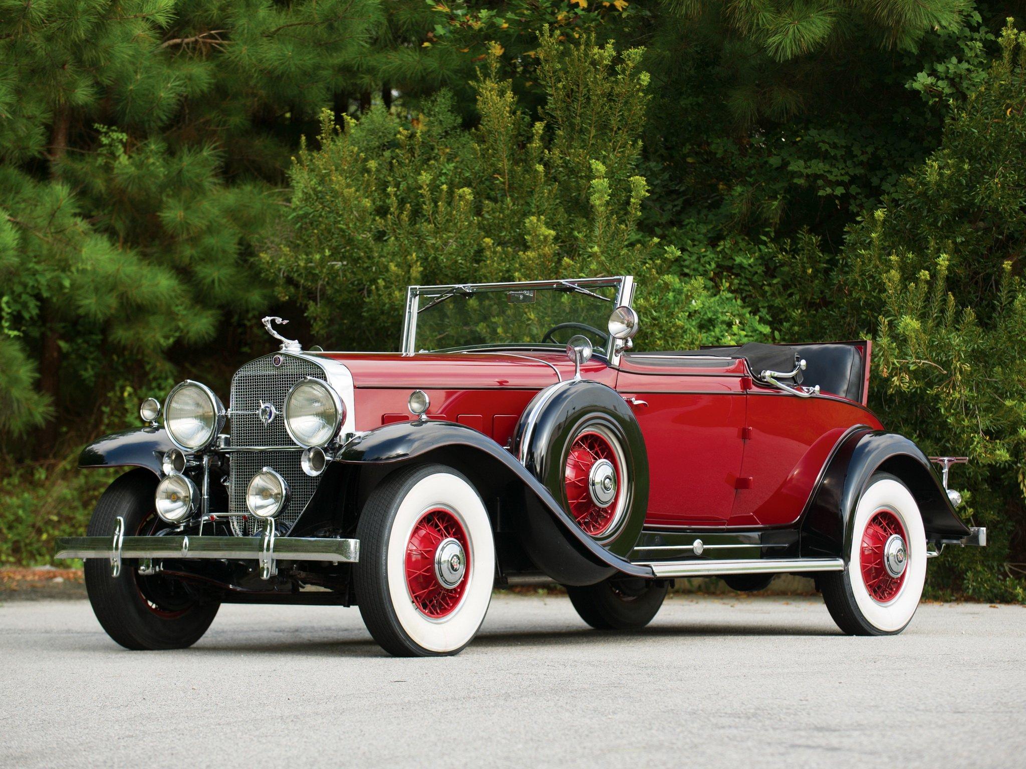 1931 cadillac 370 a v12 convertible coupe fleetwood 4735. Black Bedroom Furniture Sets. Home Design Ideas