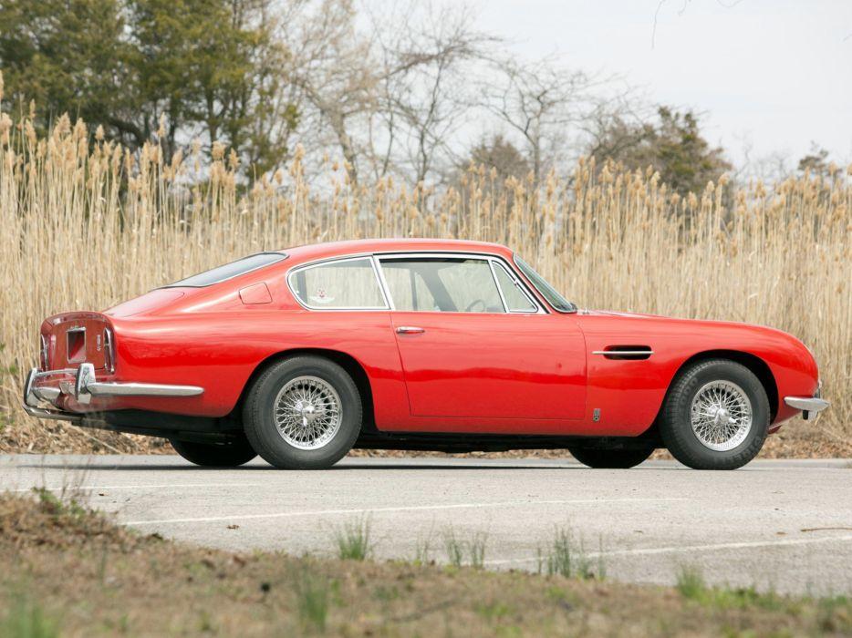 1969 Aston Martin DB6 classic  d wallpaper