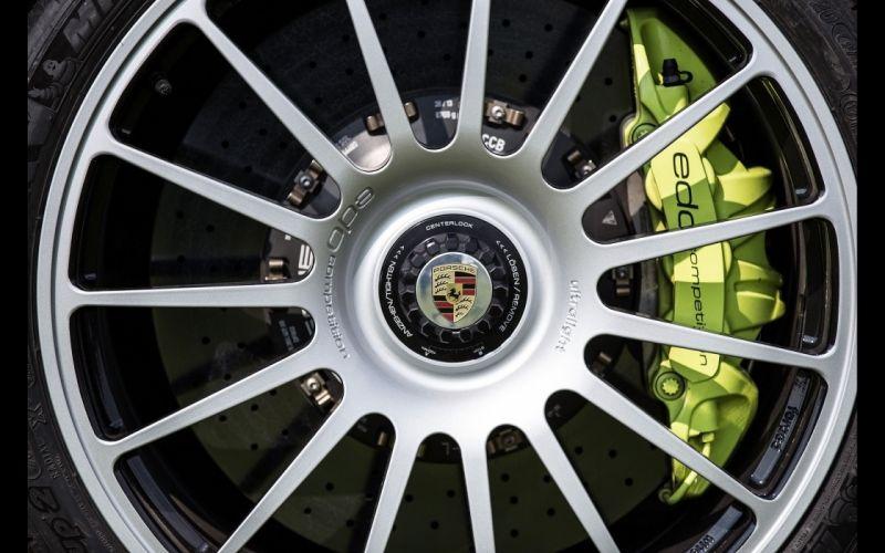 2014 Edo-Competition Porsche 991 Turbo S tuning 911 wheel g wallpaper