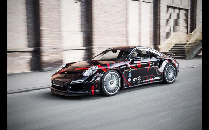 2014 Edo-Competition Porsche 991 Turbo S tuning 911 f wallpaper