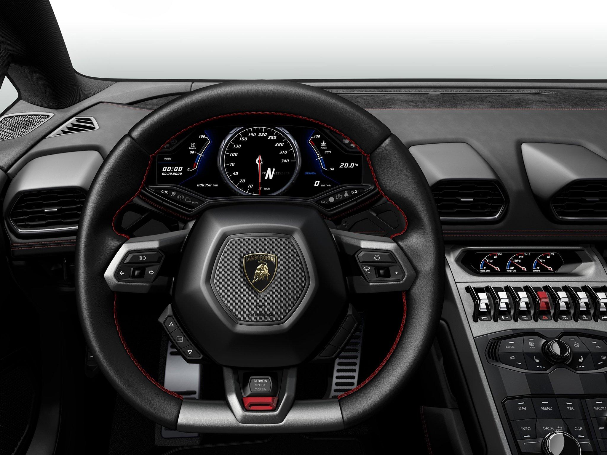 2014 lamborghini huracan lp 610 4 lb724 supercar - Lamborghini aventador interior wallpaper ...