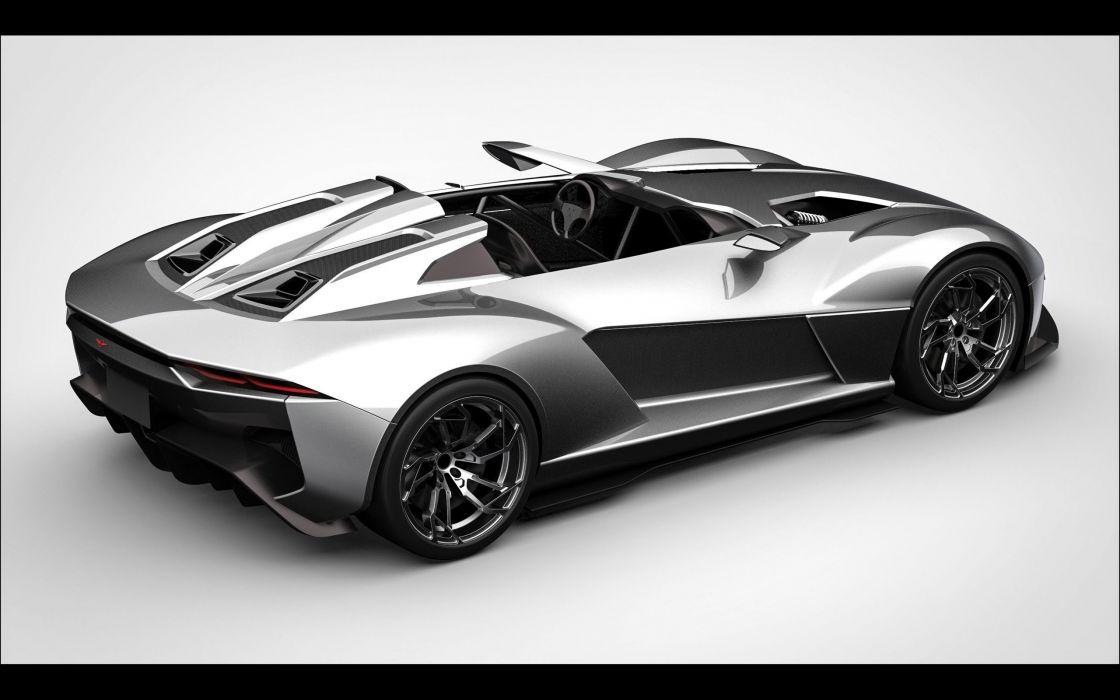 2014 Rezvani Beast supercar  e wallpaper