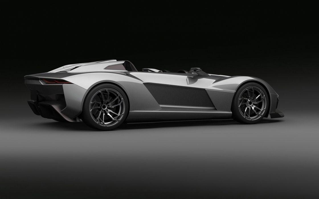 2014 Rezvani Beast supercar   eg wallpaper