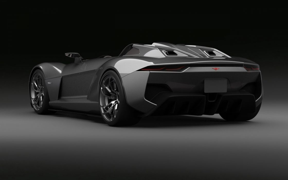 2014 Rezvani Beast supercar   ev wallpaper