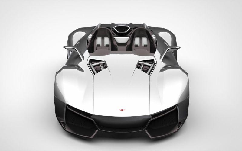 2014 Rezvani Beast supercar ee wallpaper