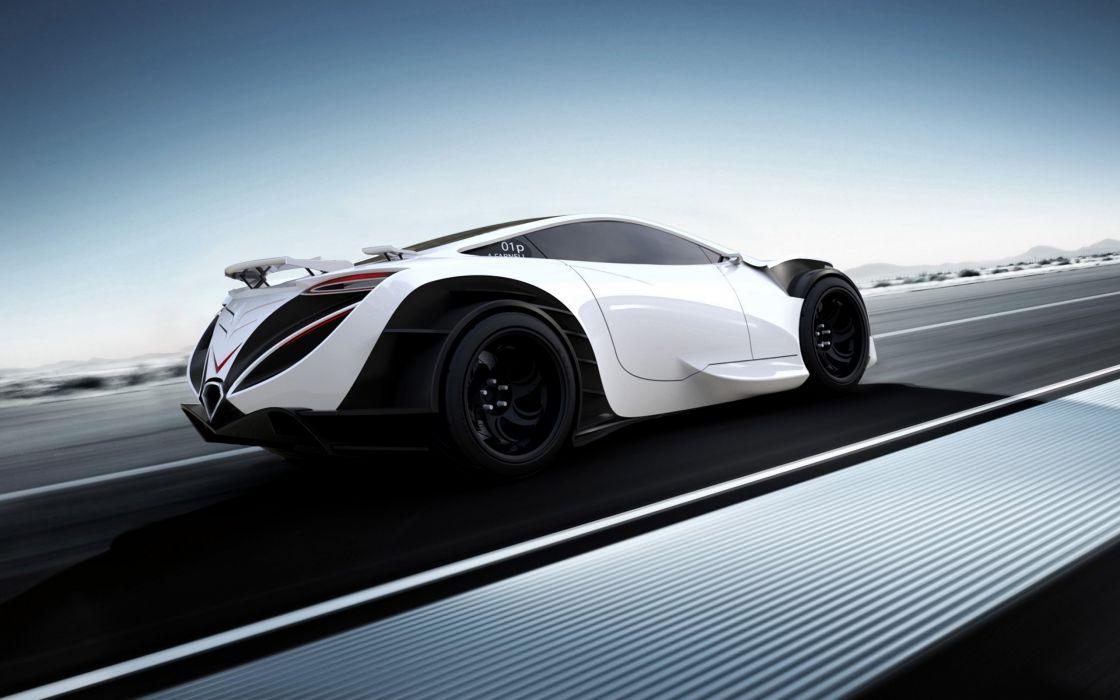 L1-FE Concept supercar  d wallpaper