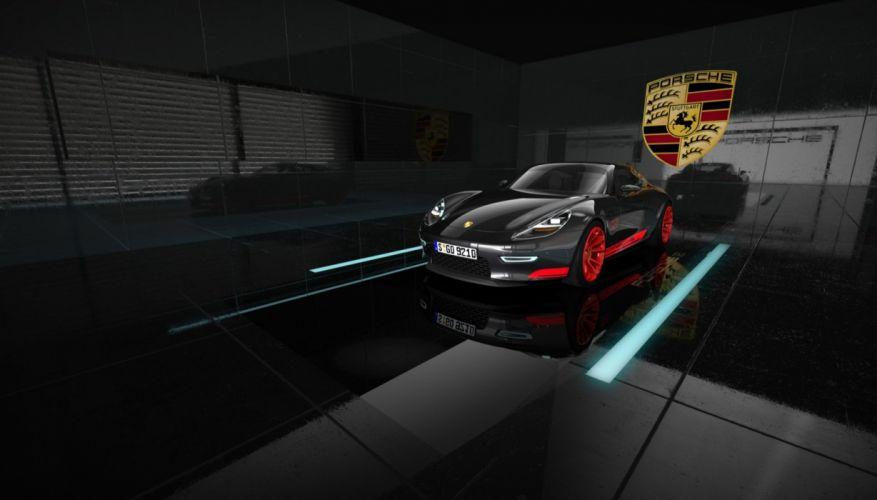 921 G-T Panamera concept supercar d wallpaper