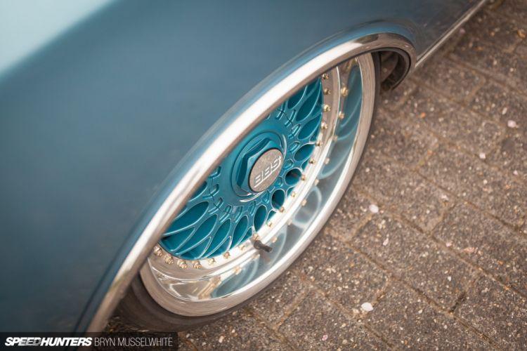 1971 Opel Rekord tuning wheel f wallpaper