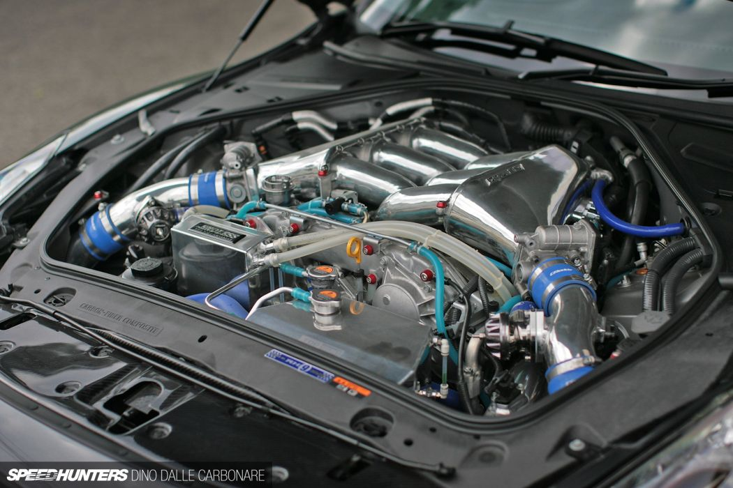 Nissan R35 GT-R tuning supercar engine   s wallpaper