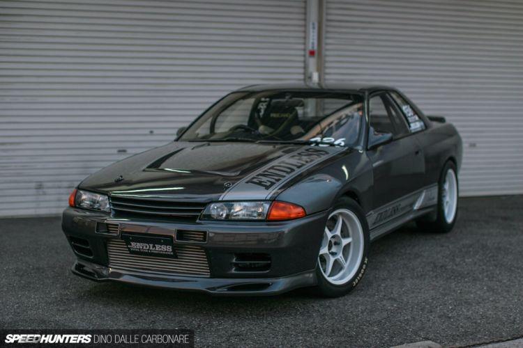 Nissan Skyline GT-R tuning supercar r wallpaper