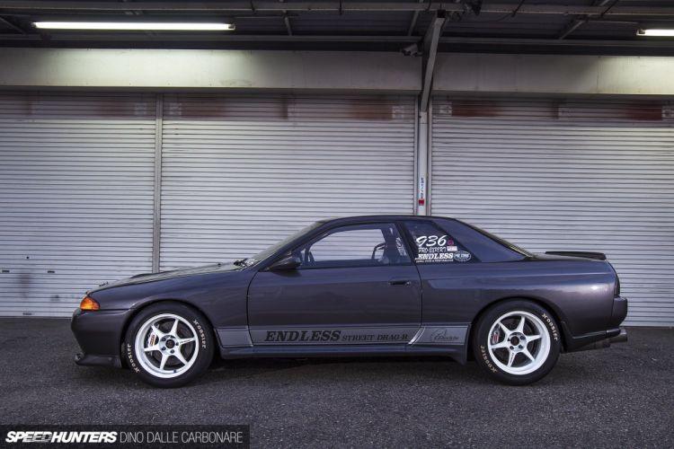 Nissan Skyline GT-R tuning supercar e wallpaper