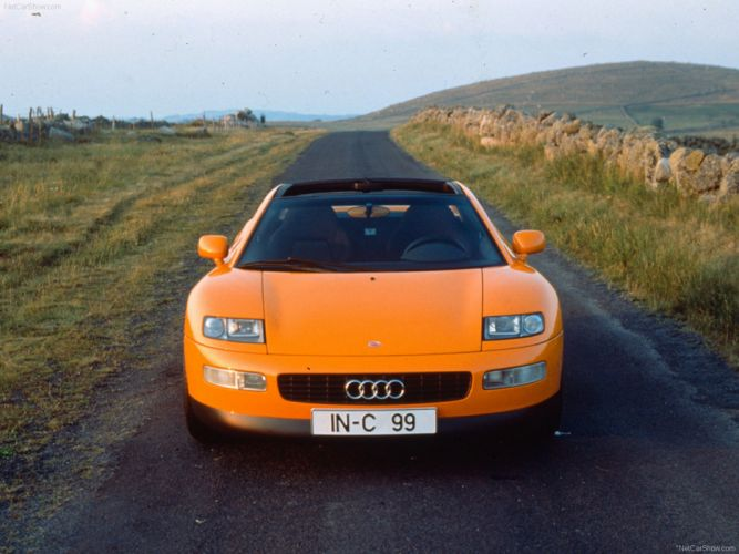 Audi quattro Spyder Concept 1991 supercar car Germany wallpaper 4000x3000 wallpaper