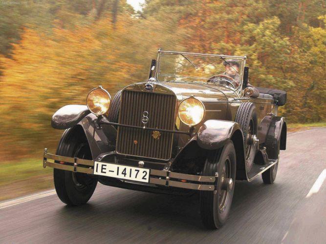 Audi Imperator 1929 classic car retro Germany wallpaper 4000x3000 wallpaper