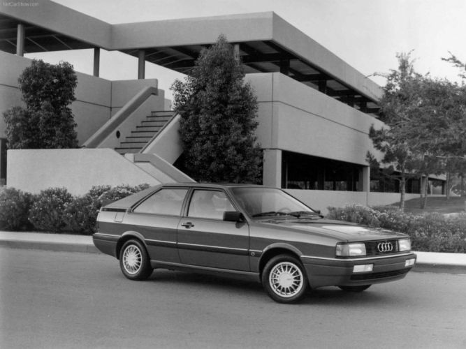 Audi Coupe -GT 1985 car Germany wallpaper 4000x3000 wallpaper