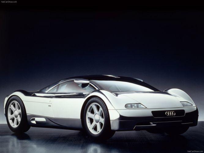 Audi Avus quattro Concept 1991 supercar car Germany wallpaper 4000x3000 wallpaper