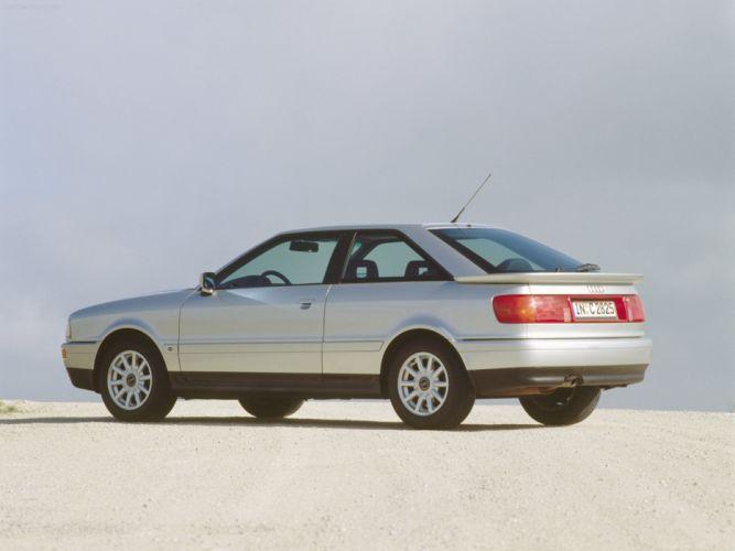Audi Coupe 1988 car Germany wallpaper 4000x3000 wallpaper