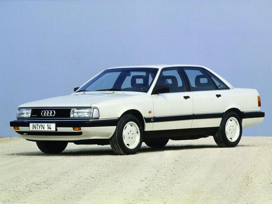 Audi 200 1989 car Germany wallpaper 4000x3000 wallpaper
