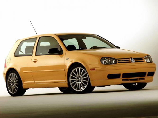 2003 Volkswagen Golf GTI car Germany 4000x3000 wallpaper