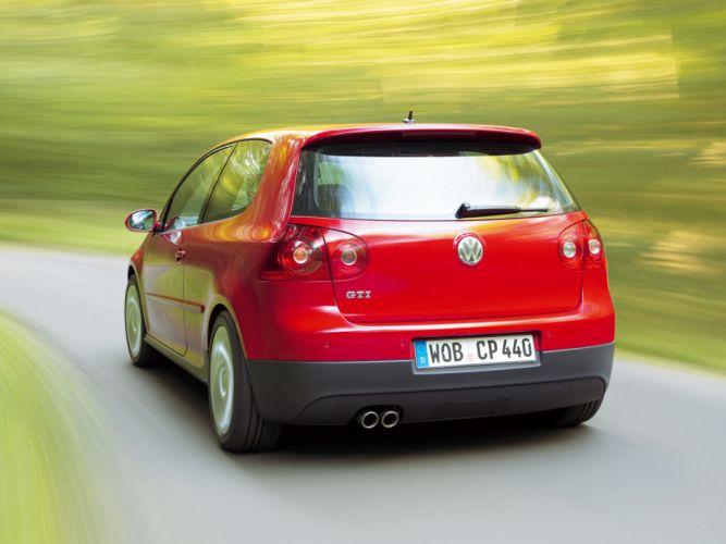 2004 Volkswagen Golf GTI car Germany 4000x3000 wallpaper