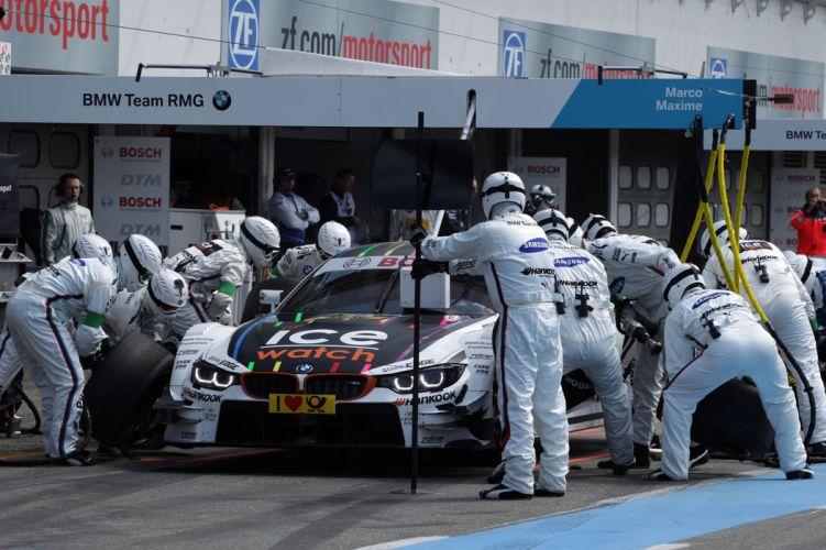 2014 DTM Saisonauftakt in Hockenheim-Ring Car Race Germany Racing Marco Wittmann BMW Team RMG 2014 BMW M4 DTM 2 4000x2664 wallpaper