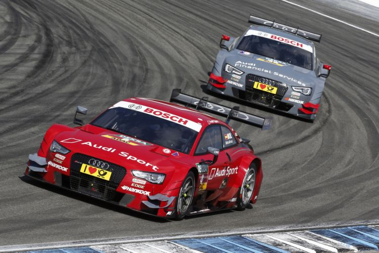 2014 DTM Saisonauftakt in Hockenheim-Ring Car Race Germany Racing Miguel Molina Audi Sport Team Abt Sportsline 2014 Audi RS 5 DTM 3 4000x2667 wallpaper