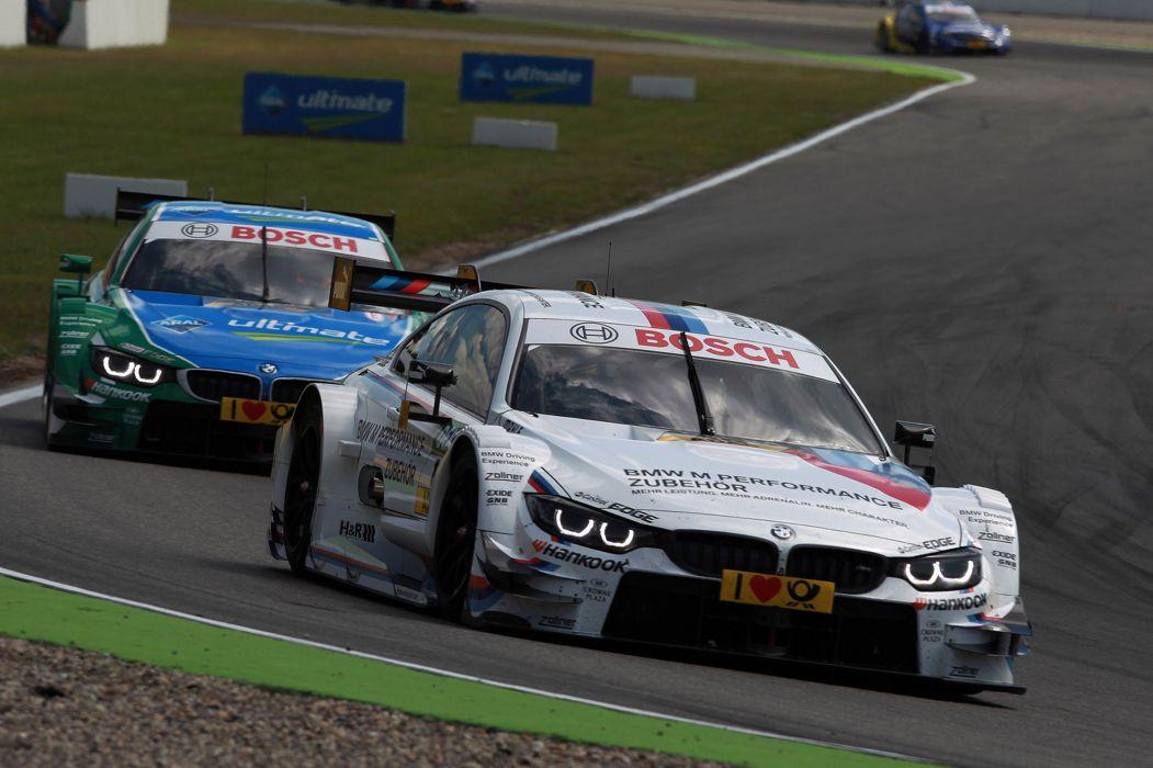 2014 DTM Saisonauftakt in Hockenheim-Ring Car Race Germany Racing Martin Tomczyk BMW Team Schnitzer 2014 BMW M4 DTM 4000x2664 wallpaper