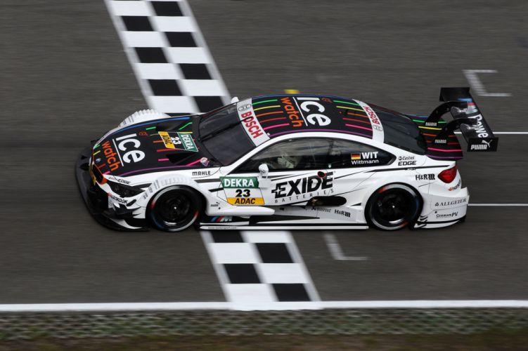 2014 DTM Saisonauftakt in Hockenheim-Ring Car Race Germany Racing Marco Wittmann BMW Team RMG 2014 BMW M4 DTM 4000x2664 wallpaper