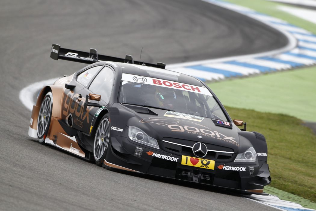 2014 DTM Saisonauftakt in Hockenheim-Ring Car Race Germany Racing Pascal Wehrlein gooix Mercedes AMG DTM Mercedes AMG C-CoupA wallpaper