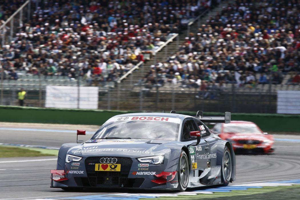 2014 DTM Saisonauftakt in Hockenheim-Ring Car Race Germany Racing Nico MA wallpaper