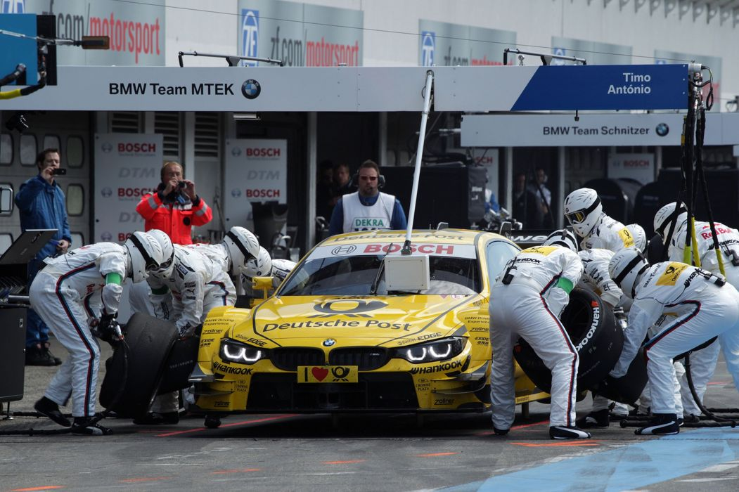 2014 DTM Saisonauftakt in Hockenheim-Ring Car Race Germany Racing Timo Glock BMW Team MTEK 2014 BMW M3 DTM Box 4000x2664 wallpaper