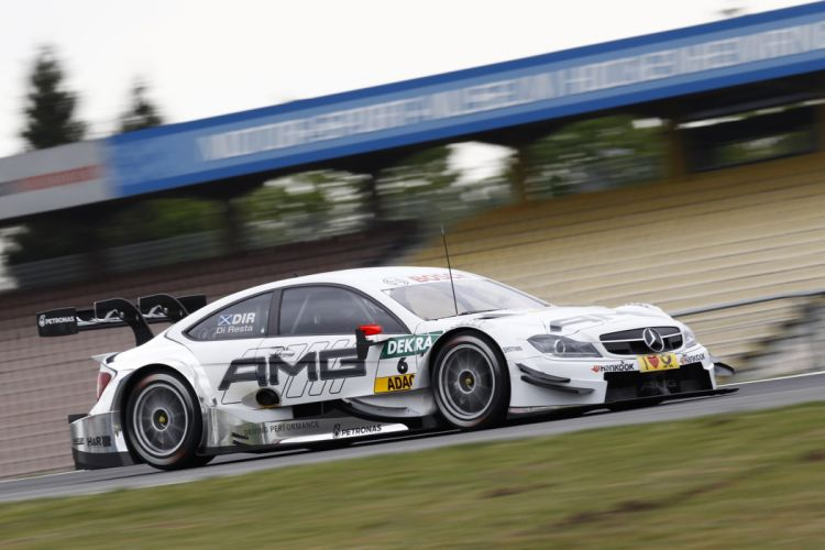 2014 DTM Saisonauftakt in Hockenheim-Ring Car Race Germany Racing Paul Di Resta Mercedes AMG DTM Mercedes AMG C-CoupA wallpaper