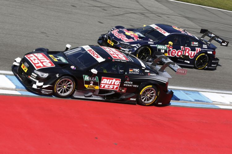 2014 DTM Saisonauftakt in Hockenheim-Ring Car Race Germany Racing Timo Scheider Audi Sport Team Phoenix 2014 Audi RS 5 DTM 2 4000x2667 wallpaper